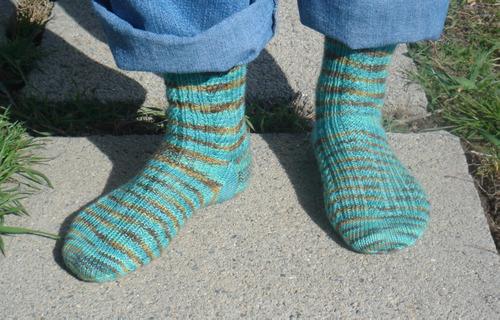 Cedar Creek Socks